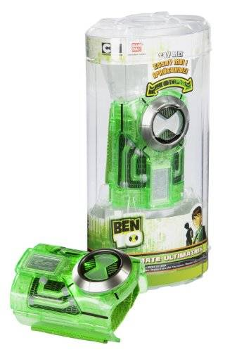 Ben 10 Bandai 37125 Ben 10 Revolution Ultimatrix - Reloj con alienígenas
