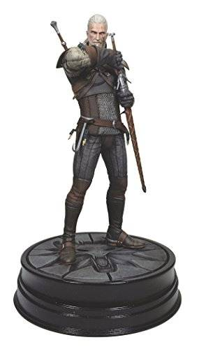 Dark Horse Comics figdar025 – The witcher 3 – The Wild Hunt – Figura – Geralt de Riva – 20 cm