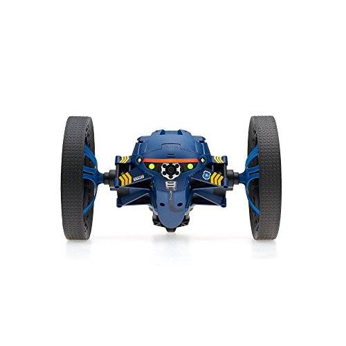 Parrot - Minidrone Jumping Night Diesel, color azul (PF724100AA)