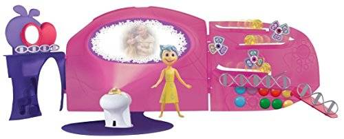 Inside Out Gipsy - Playset, cuartel general Del revés (Inside Out) (70535)