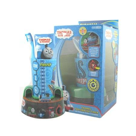 Smile Guard Smileguard Thomas and Friends Toothbrush Timer Gift Set by Smile Guard
