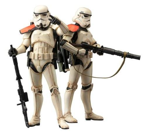 Star Wars - Figuras Sand Trooper, pack doble (Kotobukiya SW85)