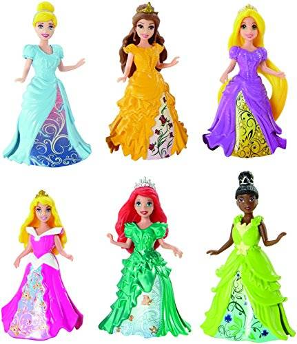 Disney Princesses Disney - Muñeca fashion Princesas Disney (CDR73)