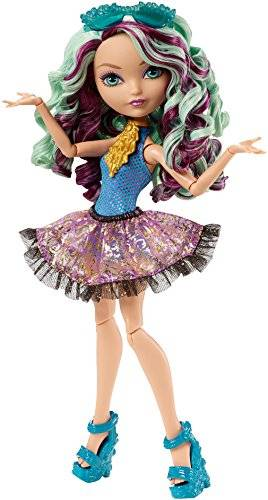 Toy Zany Ever After High Mirror Beach Madeline Gorroter Muñeca