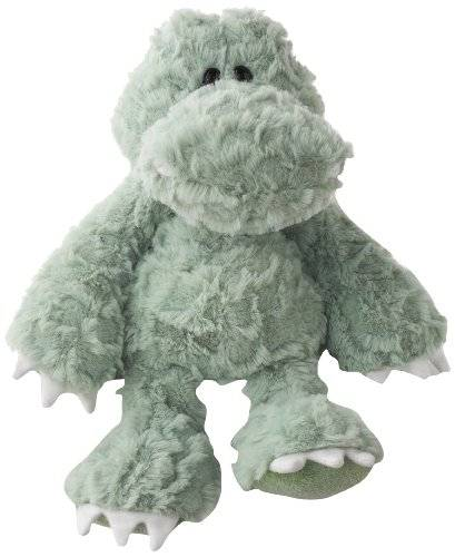 Nat and Jules Mellow Fellows Plush Toy, Alligator Gates by Nat and Jules