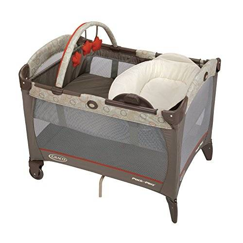 Graco Pack 'N Play Playard with Reversible Napper and Changer, Forecaster by Graco