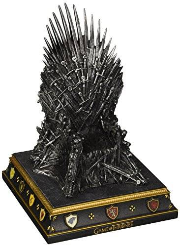 Toy Zany The Iron Throne Bookend - The Game of Thrones Replica
