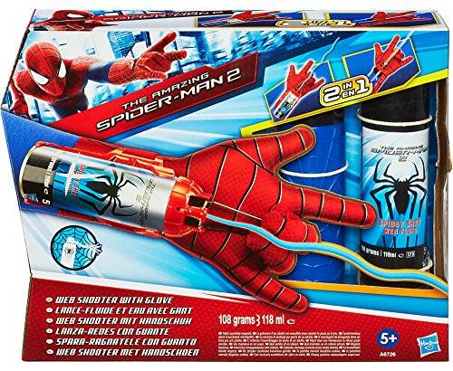 Spider-Man Marvel Spiderman - Mega Blaster, set de juego (Hasbro A6726E27)