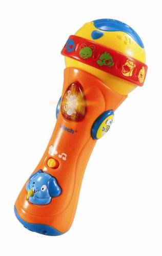 Vtech 78705 Early Learning juguete con juguete Micrófono