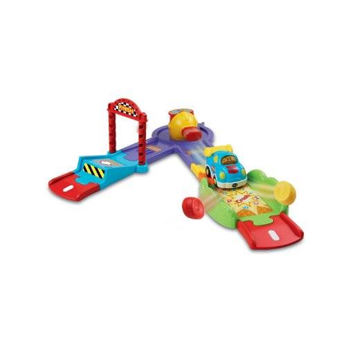 VTech Baby Toot-Toot Drivers Press and Go Launcher Deluxe
