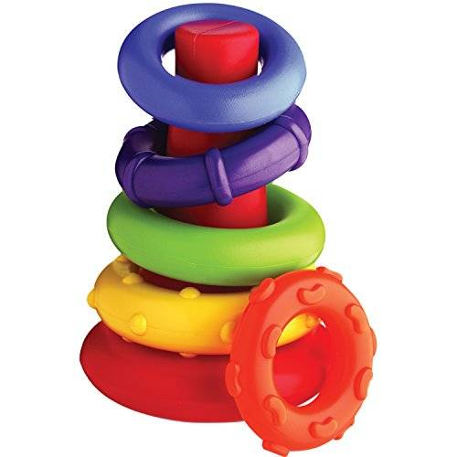 PlayGo Playgro - Pirámide Rock and Stack (4011455)