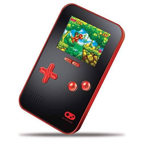 My Arcade GoGamer Portable Gaming System with 220 HiRes 16 bit Retro Style Games & 2.5