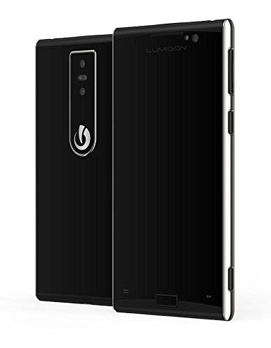 Lumigon - T3 black steel. 128gb 128gb, 3 gb ram, dual sim, t3-128gb-b (128gb, 3 gb ram, dual sim hd 4.8 amoled, backtouch)
