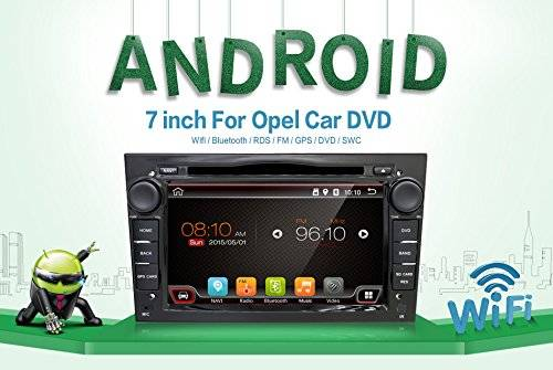 KC Navigation Android 6.0 Quad Core GPS coche DVD play 7