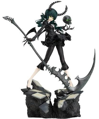 Good Smile Company BLACK ROCK SHOOTER: Dead Master -Original Version- 1/8 Scale PVC Figure [Toy] (japan import)