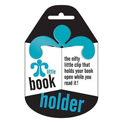 That Company Called If Little Book Holder - Sujetalibros, color azul