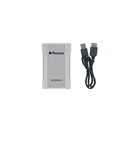 Phonocar Interfaz Audio USB–SD–MP3–iPod–iPhone-  4S CD Changer Connection Ford 06