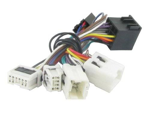 C2/AUTOLEADS Connects2 CT10NS03 - Cable Contraconector ISO para manos libres - Nissan 02