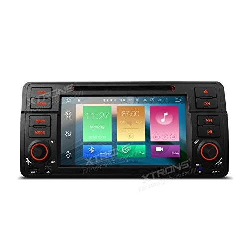 Xtrons Sound System BMW E46Octacore Android 6.032GB USB SD Bluetooth GPS Mirror Link 64bit Full HD
