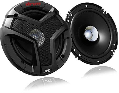 JVC CS-V618 - Pack de altavoces (30 W RMS, 45 - 20,000Hz, 6.5