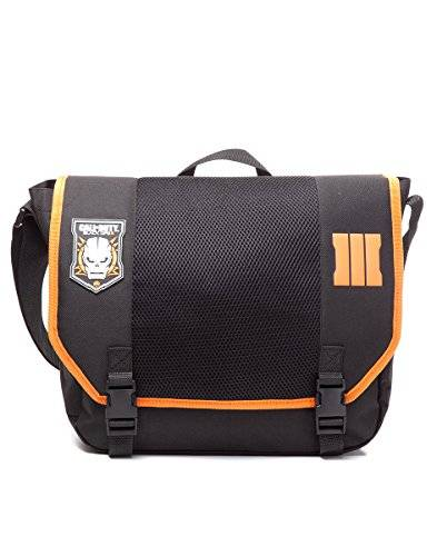 Bioworld Sac Bandouliã¨Re 'Call Of Duty: Black OPS III' - Bandouliere - Skull Patch [Importación Francesa]