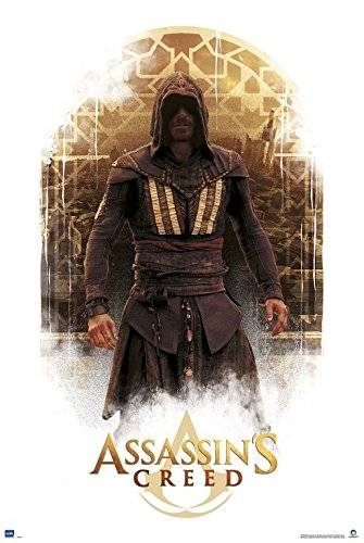 Grupo Erik Editores   Poster Assassins Creed 1