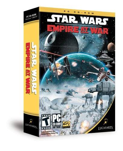 LucasArts Star Wars: Empire at War - PC by LucasArts