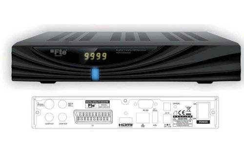 Fte-maximal MAX COMBO NET ·Receptor Digital Combo HD con Ethernet