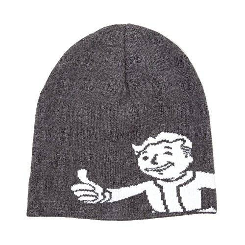 Import Europe - Gorro Fallout Vault Boy Approves