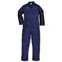 Portwest Stud Front Coverall Navy XXL Ref S999XXLGE