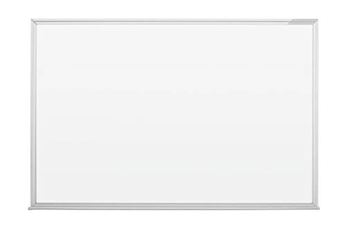 magnetoplan Whiteboard tipo SP, con superficie speziallackierter, color weiß 1200 x 900 mm