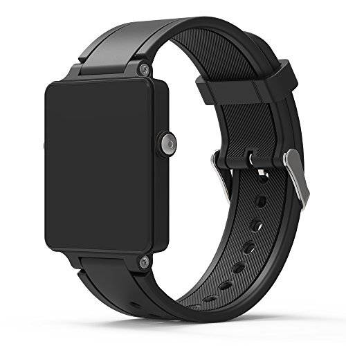 Tabcover® for Garmin Vivoactive Acetate Watch Correa,Soft Silicone Replacement Watch Correa for Garmin Vivoactive Acetate Smart Watch