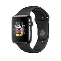 Apple A.WATCH S.2 42MM ACERO NEGRO C.SPORT NEGRA