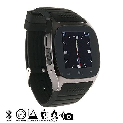 DAM - Smartwatch Timesaphire Bt Black