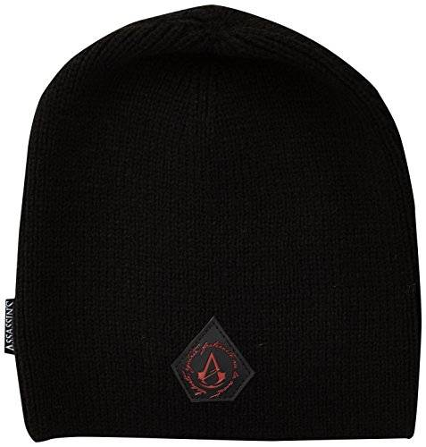 UBI Soft Assassins Creed Unity Beanie With Red Logo Patch (Electronic Games) [Importación Inglesa]