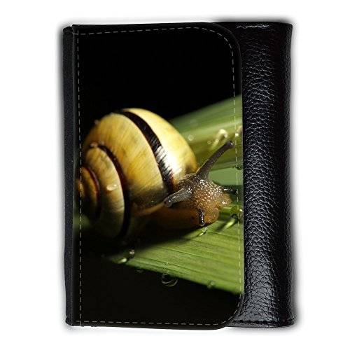 Pronto Concept Ltd le portefeuille de grands luxe femmes avec beaucoup de compartiments // V00000152 Caracol // Medium Size Wallet