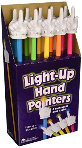 Learning Resources LIGHT UP POINTER POP