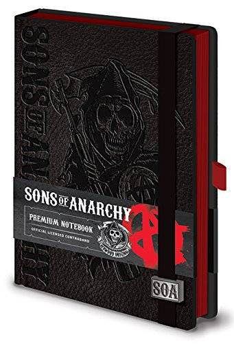 Pyramid Notebook A5 Premium Sons Of Anarchy