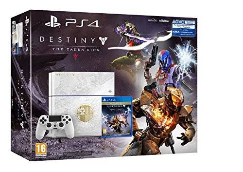 Sony Playstation 4 Limited Edition With Destiny : The Taken King [Importación Inglesa]