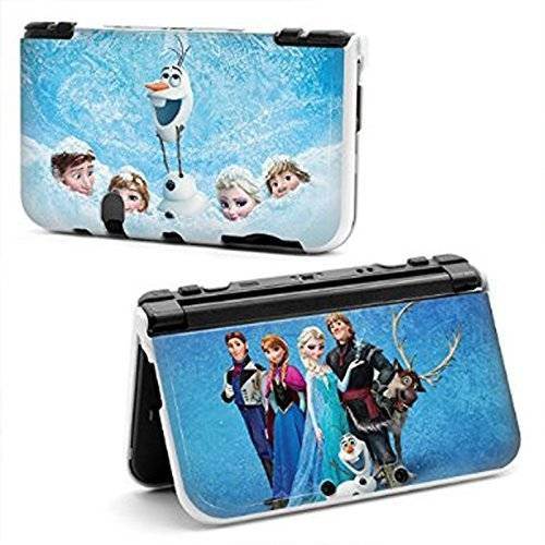 szone DISNEY FROZEN (A) HARD CASE COVER For THE NEW Nintendo 3DS XL Console In Retail Packaging. 1st Class UK Post [Importación Inglesa]