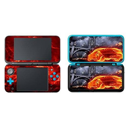 Zhhlaixing Video Game Cuerpo Completo Vinyl Decal Skin Sticker Cover para Nintend New 2DS XL System Console A043#