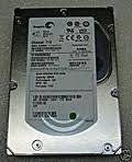 Seagate Cheetah 15K.5 300GB 16MB Serial Attached SCSI - Disco duro (Serial Attached SCSI (SAS), 300 GB, 8,89 cm (3.5