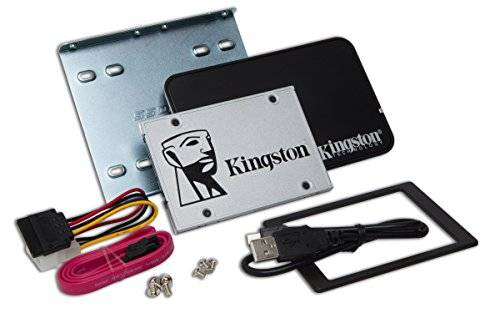 Kingston SSDNow UV400 - 120 GB Disque SSD 2.5