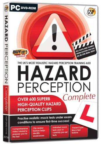 Avanquest Software Driving Test Hazard Perception Complete 2012 (PC)