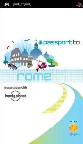 Sony Passport to Rome, PSP - Juego (PSP)