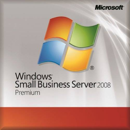 Microsoft OEM Small Business Server 2008 - PREM 5 PREM CAL (PC CD) (This OEM software is intended for system builders only)