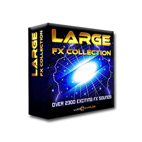 LucidSamples Large FX Collection [Apple Loops/ AIFF] [Download]