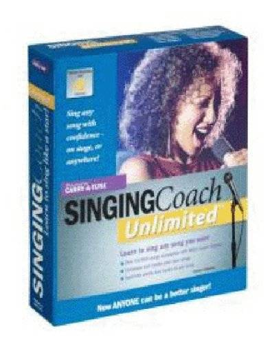 Carry-A-Tune Technologies Singing Coach Unlimited