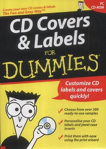 FOCUS MULTIMEDIA CD Covers & Labels for Dummies