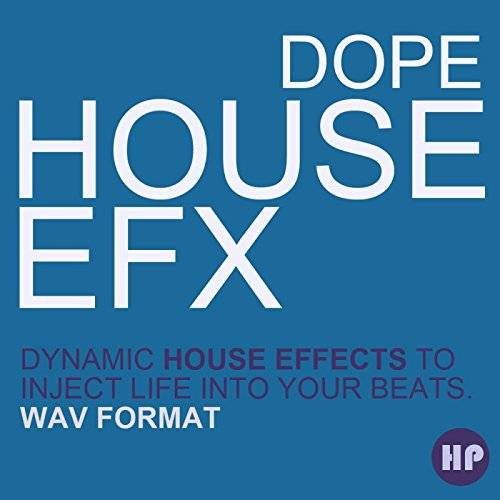 LucidSamples Dope House EFX - Uplifting & Downlifting House Effects Pack [Download]